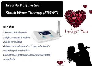 China Physical ED therapy shockwave sw8 extracoporeal shock wave therapy equipment li-eswt ed 1000 shock wave therapy buy on sale