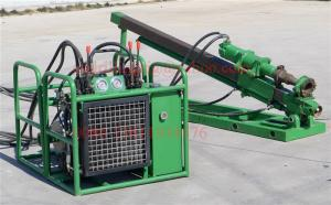China Light Weight Engineering Drilling Rig For Anchor Construction Drilling ISO / CE AK60 on sale