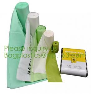 China Cornstarch Custom Compostable Biodegradable Plastic Food Packaging Bag,T Shirt Bags Biodegradable Compostable Plastic Ba on sale
