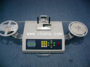 China Tape and reel SMD electronic components counting machine on sale
