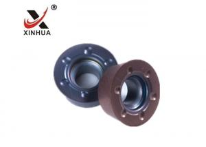 China PVD Coating RDKW1204MO Cemented Carbide Inserts For Steel And Stainless Steel on sale