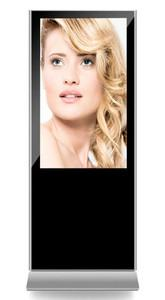 China 47 19 26 HD Video Stand Alone Digital Signage Advertising Display With Flash Memory Card on sale