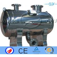 China Horizontal Stainless Steel Water Tank SS Water Tanks 500L / 1000L on sale