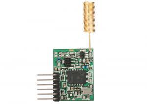 China 100mW Wireless Data Module 433MHz Wireless Data Transfer For 500m Serial Data on sale