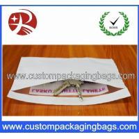 Plastic PP Or PE Film Custom Packaging Bags , List Packaging Bag