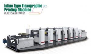 China Yt-1000 Inline type Flexographic Printing Machine on sale