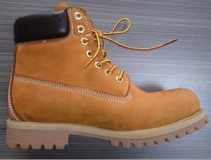 China GOODYEAR WELT SAFETY SHOES / WORK BOOTS C6-03 on sale