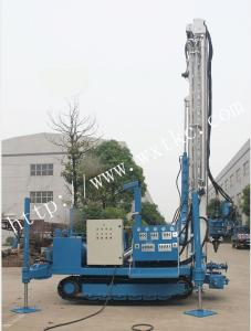China YDL-300DT water well drilling rig geothermal drilling machine deep hole multifunctional full hydraulic  in China on sale