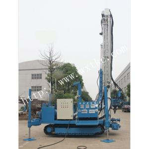 China YDL-300DT water well drilling rig geothermal drilling machine deep hole drill rig multifunctional full hydraulic on sale