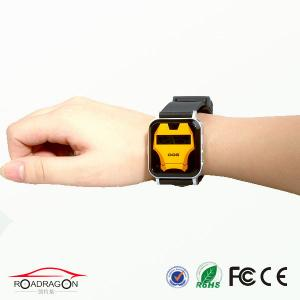 China Real Time Wrist Watch GPS Tracker Hand Held For Child / Elders / Disabled on sale