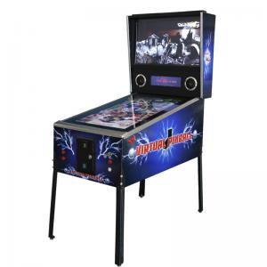 China Professional  Kids Electronic Pinball Machine Coin Operated  For Game Center on sale