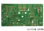 White Legend Green Solder Mask Double Sided PCB for Security Intercom Devices