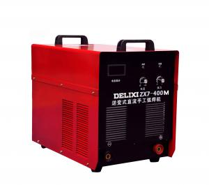China ZX7-400M 355*470*580mm Portable Digital Light Inverter DC Manual Arc MMA Welding Machine on sale
