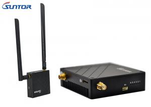 China 2W power output 40-70km wireless Datalink for Unmanned Aircraft Systems on sale