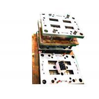 DIY Plastic Injection Molding Mold , Plastic Battery Box Overmolding Injection Molding