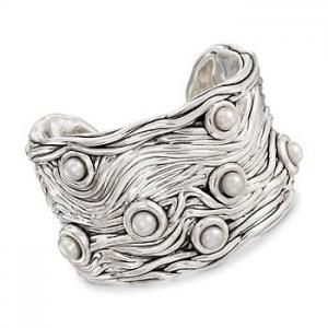 China 316L stainless steel fashion european style metal cuff bracelets for ladies on sale