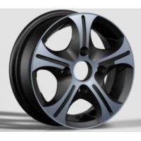 China 4 Hole Chrome 12 Inch Alloy Wheels 35 ET , Car Wheel Rim KIN-850 on sale