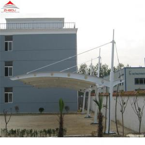 China Wind - Resistant Car Shelter Canopy Tent Over 20 Years Life Span on sale