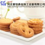 Chinese Gas Bakery Machines for Cookies Machinery with CE ISO9001