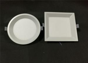China Anti Glare 9 Watt Led Panel Light Flicker Free Round Square DC 24-48V Energy Saving on sale