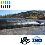PP woven Sludge dewatering geotube geotextile roll bag and geobag