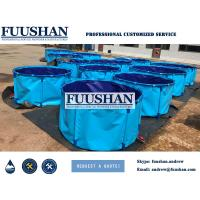 High Density PVC Liner for Fish Farming / Aquaculture Pond Waterproofing Projects