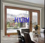 Powder Coating 68mm Thick Aluminum Clad Wood Windows