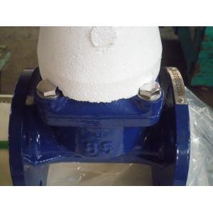 China Mètre d'eau magnétique mécanique détachable de Woltman 65mm avec le corps de fonte de fer on sale