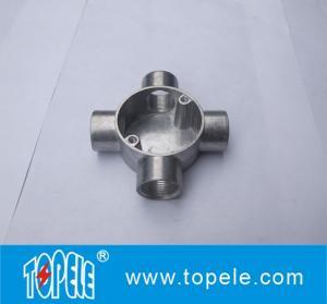Quality Caixa de junção de alumínio elétrica terminal da maneira TOPELE BS4568/BS31 4, for sale