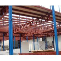Large Span Prefab Steel Frame Modular Homes Fire Resistance Strong I Section Beam