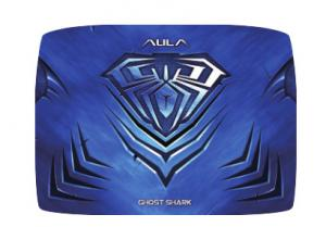 Quality Popular AULA MP2 Gaming Mouse Mat Ghost Shark Shield Comfortable for Wrists for sale