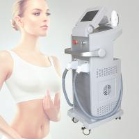 China 2 In 1 Diode Hair Removal Machine , Intelligent Interface Gentle Laser Hair Removal Machine on sale