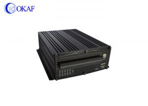 China SDI 1080P Drive Vehicle DVR Recorder 4 Channel 3G/4G Transmission For Bus on sale