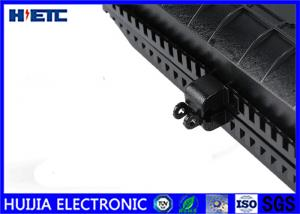 China Outdoor Waterproof Fiber Optic Joint Enclosure For Aerial / Underground on sale