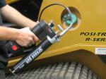 graisseur à pression 12V rechargeable sans fil pour la lubrification d'équipement