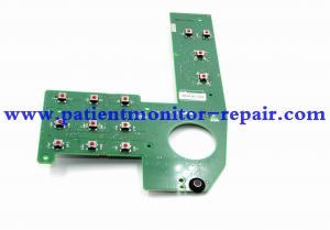China Medical Mindray D6 Defibrillator Machine Parts Button Panel Key Press Keyboard on sale