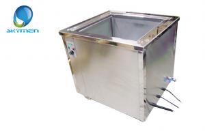 China 40 / 28 Khz Industrial Ultrasonic Cleaner 100L For Precise Instruments supplier