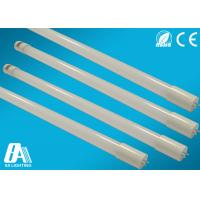 800lm Round Shape 600mm Warm / Natural White T8 LED Tube Lamps