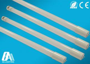 China 800lm Round Shape 600mm Warm / Natural White T8 LED Tube Lamps on sale