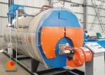 2 Ton Industrial Steam Boilers , Diesel Fired Steam Boiler Low Pressure