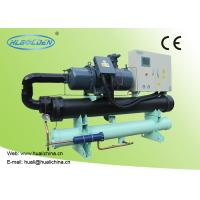 Copper And Steel Water Cooled Water Chiller High Efficient Compressor For Air Conditioner