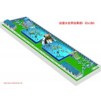 Alliance customize giant or mini water park manufacturer water park plan business