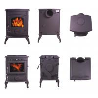 Casting Iron Stove(build-in boiler and non-boiler)