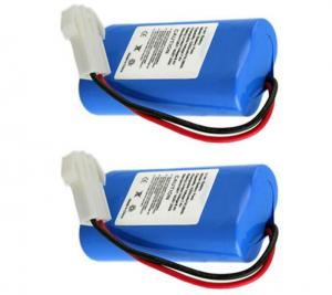 China Rapid Charge Medical Equipment Battery For Portable Ecg Monitoring , CE UL Standard on sale