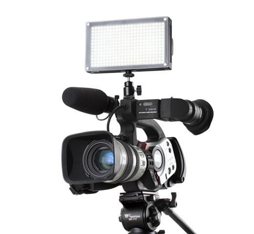 Professional LED Video Lights DSLR Camera Light with