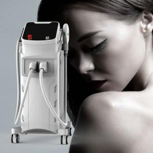 China Face Body Depilation Elight Rf Laser Machine 70 KG With Streamline Design on sale