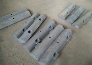 China Chrome-Mo Steel End Clamp Bars and Discharge Clamp Bars for Grinding Mill on sale