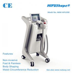 China HIFUShape® Non-surgical HIFU Instant Fat Blaster Machine NBW-HIFU200 on sale