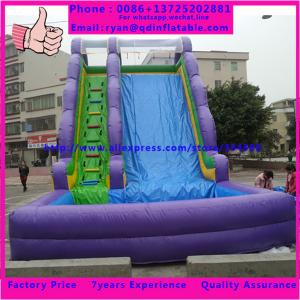 China Bouncy Castle Inflatable Toy Slide inflatable slip n slide of inflatable slide on sale