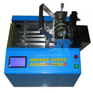China découpeuse automatique Lm-100 (coupeur froid) de tube de rétrécissement de la chaleur on sale